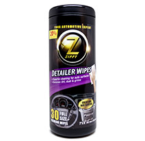 Zippy™ Cleaning Detailer Wipes